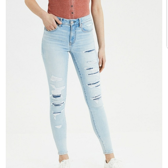 ddc6908cae3 American Eagle Outfitters Denim - AE Next Level Strerch High Waisted Jegging